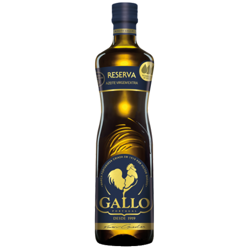 AZEITE GALLO EXTRA VIRGEM RESERVADO GARRAFA 500ML