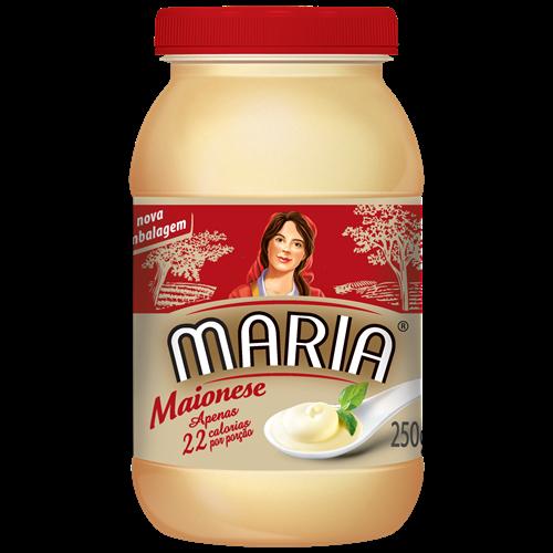MAIONESE MARIA PET 250GR