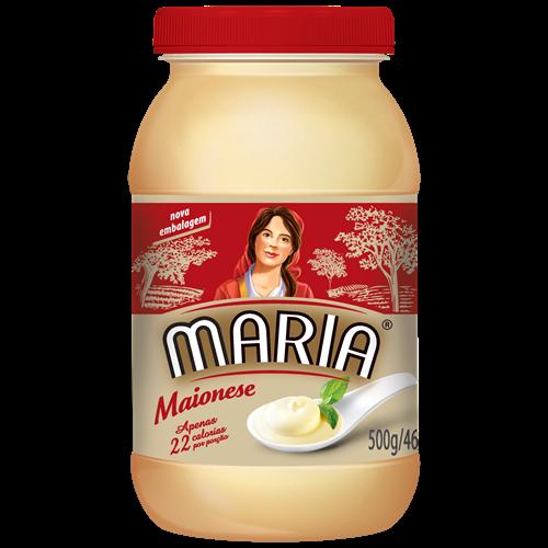 MAIONESE MARIA PET 500GR