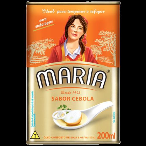 OLEO COMPOSTO MARIA CEBOLA LT 200ML