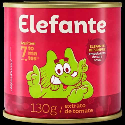 EXTRATO ELEFANTE LT 130GR