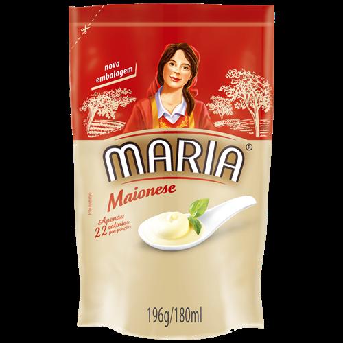 MAIONESE MARIA TRAD SACHE 196G