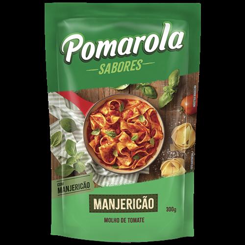 MOLHO POMAROLA CASEIRO MANJ 300G