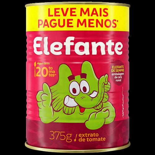 EXTRATO ELEFANTE LT PROMO 375G