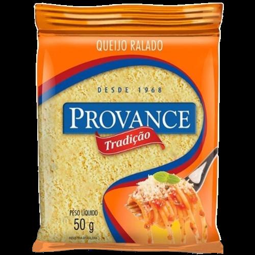 QUEIJO PARMESÃO RALADO PROVANCE TRADIÇÃO 50G