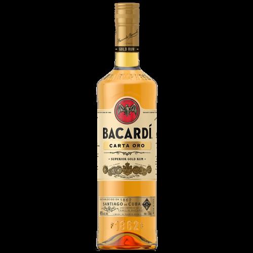 BACARDI CARTA ORO 980ML