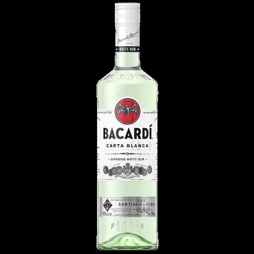 BACARDI CARTA BRANCA 980ML