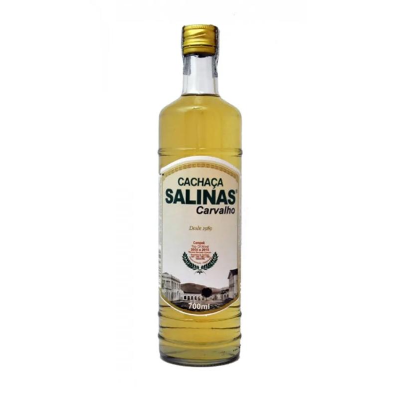 CACHACA SALINAS CARVALHO 700ML