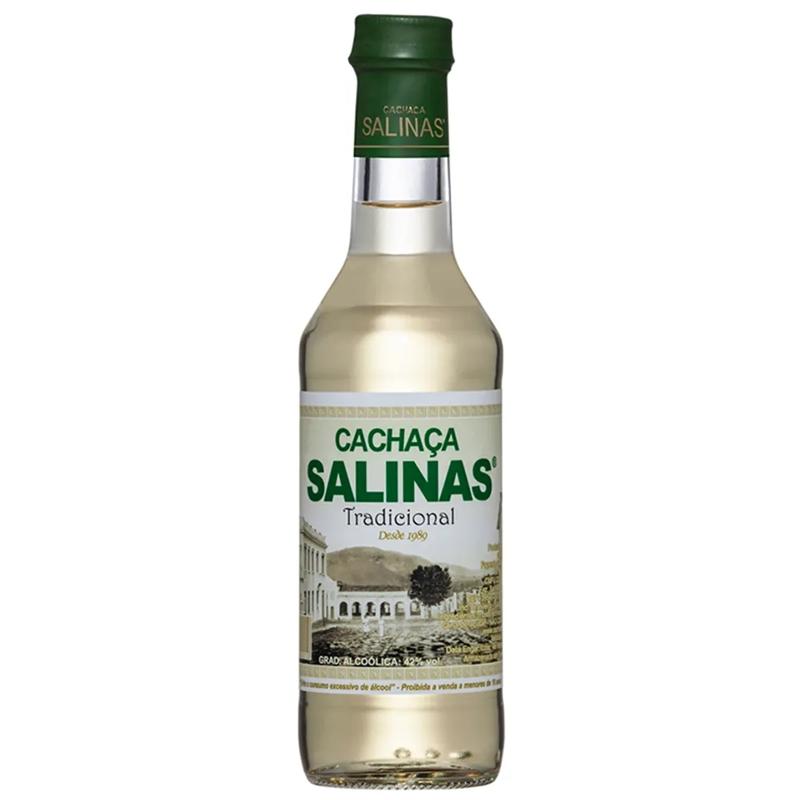 CACHACA SALINAS TRADICIONAL 350ML
