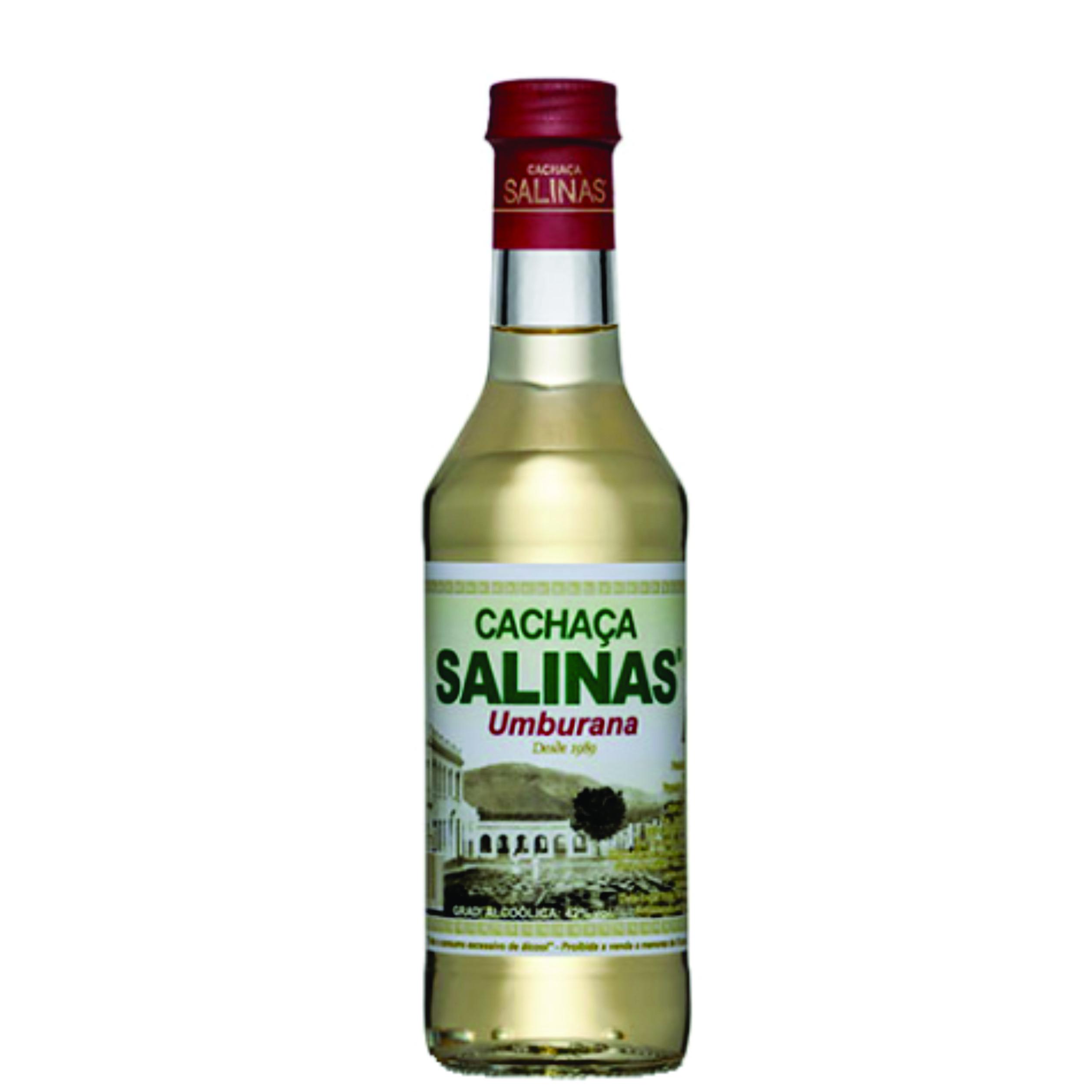 CACHACA SALINAS UMBURANA 350ML