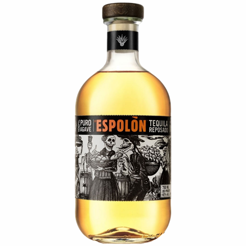 TEQUILA ESPOLON REPOS 750ML 40º/80PBR+FS