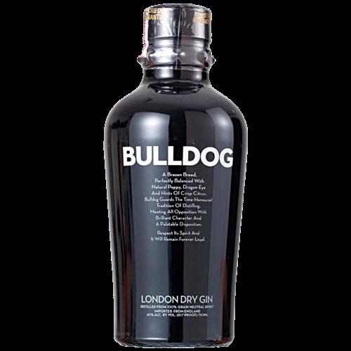 GIN BULLDOG 750ML 40/80P BR19 MG+FS