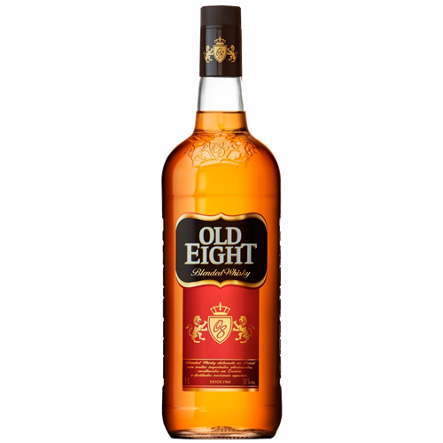 WHISKY OLD EIGHT 1000ML BR 14 SU