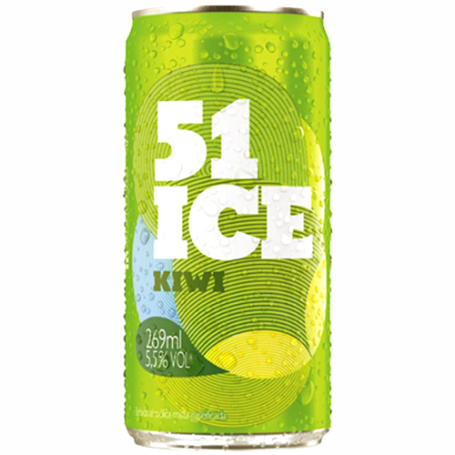 51 ICE KIWI LT 269ML