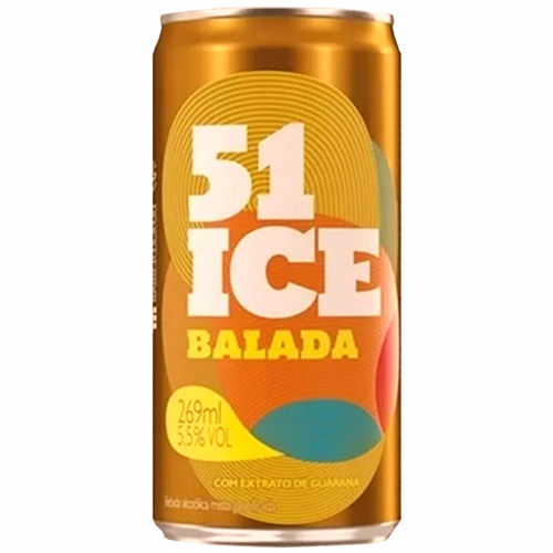 51 ICE BALADA LT 269ML