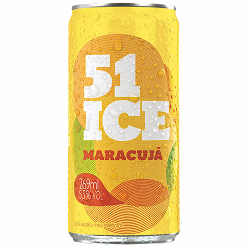 51 ICE MARACUJA LT 269ML