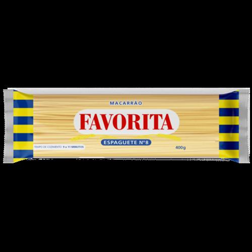 MACARRAO FAVORITA 500GR