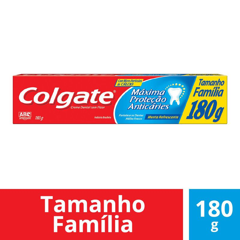 CR DENTAL COLGATE MPA 180G