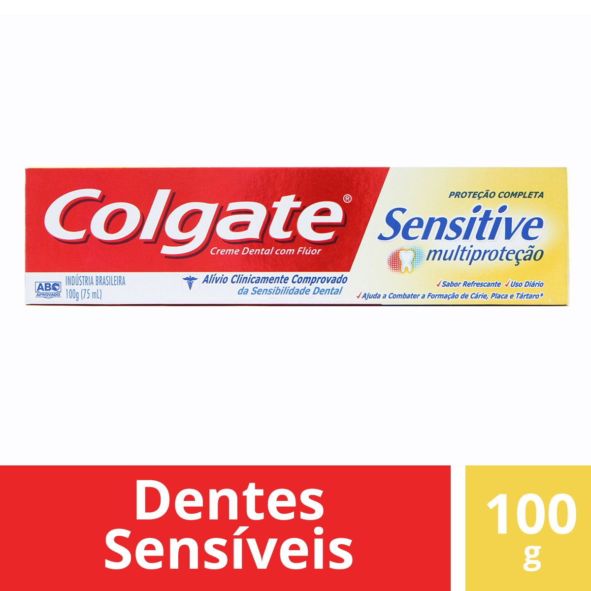 CR DENTAL COLGATE SENS MULT PROT 100G