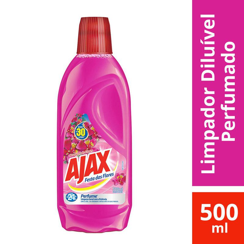 AJAX BOUQUET FLORES 500ML
