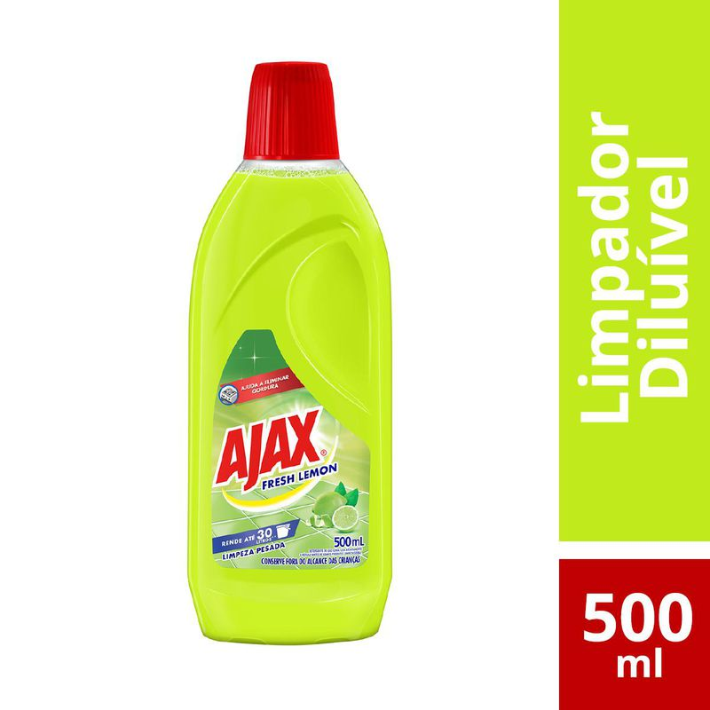 AJAX FRESH LIMAO 500ML