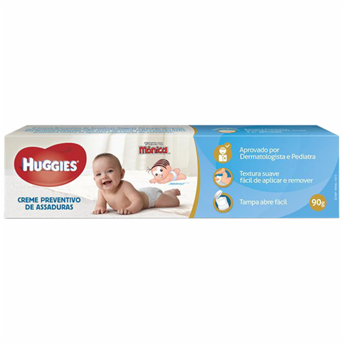 CREME ASSADURAS T.MONICA HUGGIES 90G