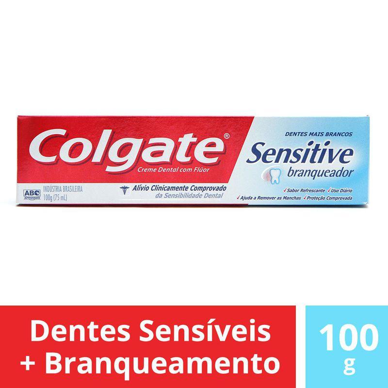 CR DENTAL COLGATE SENS BRANQUEADOR 100G