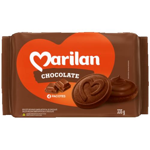 BISC MARILAN RECH CHOCOLATE 335G
