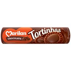 BISC MARILAN TORTINHA CHOCOLATE 160G