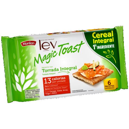 TORRADA MARILAN MAGIC TOAST INTEGR 150G