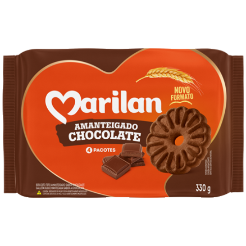 BISC MARILAN AMANT CHOCOLATE 330G