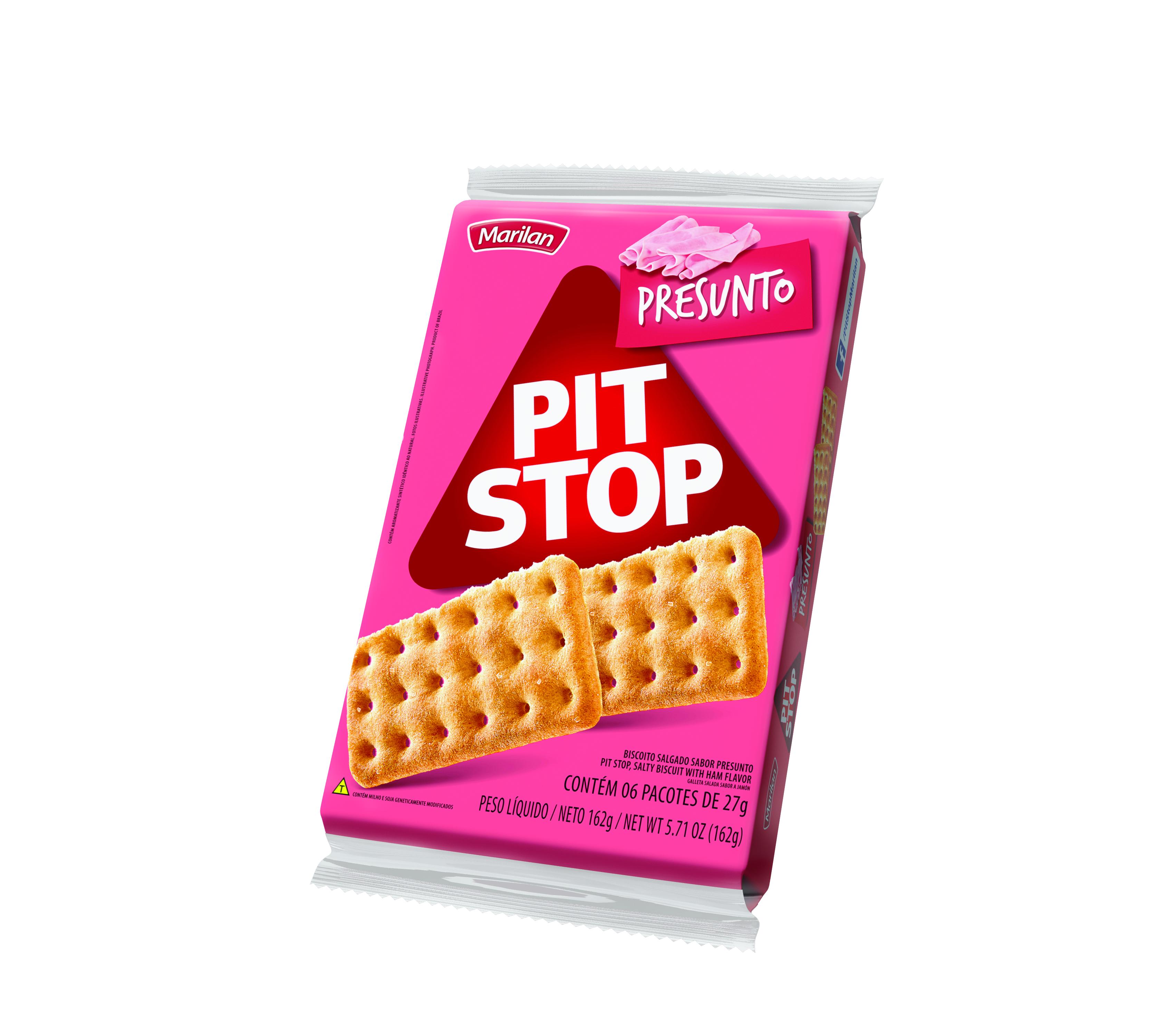 BISC MARILAN PIT STOP PRESUNTO 162G