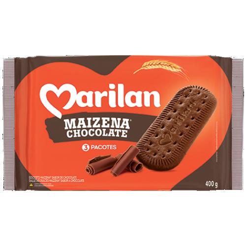 BISC MARILAN MAIZENA CHOCOLATE 400G