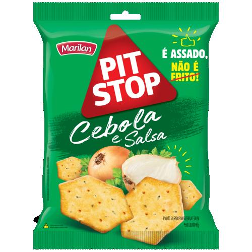 PETISCO MARILAN PIT STOP CEBOLA/SALS 80G
