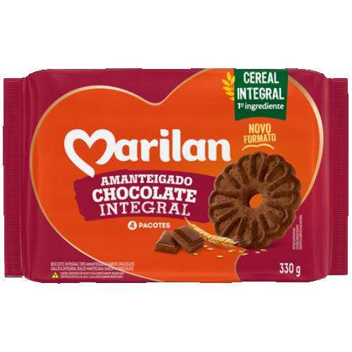 BISC MARILAN AMANT CHOCOLATE INTEG 330G