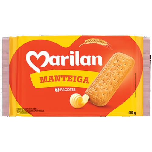BISC MARILAN MANTEIGA 400G