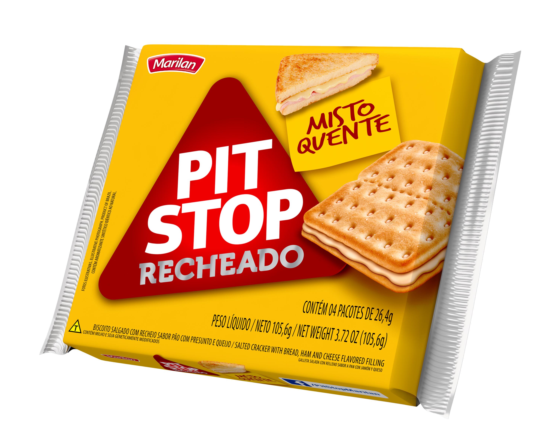 BISC MARILAN PIT STOP REC MIST/QUE 105,6
