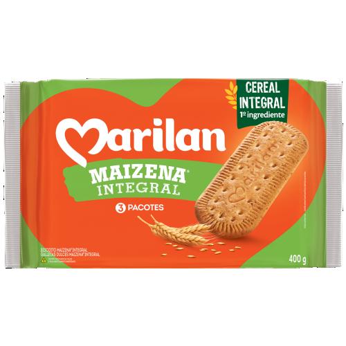 BISC MARILAN MAIZENA INTEGRAL 400G