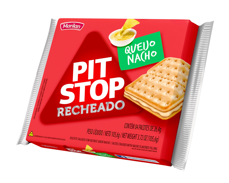 BISC MARILAN PIT STOP REC QJ/NACHO 105,6