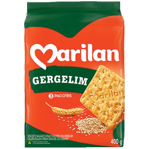 BISC MARILAN CRACKER GERGELIM 400G