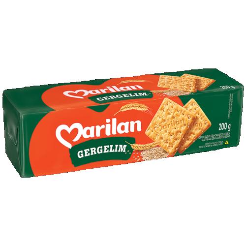 BISC MARILAN CRACKER GERGELIM 200G