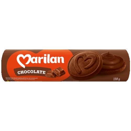 BISC MARILAN RECH CHOCOLATE 130G