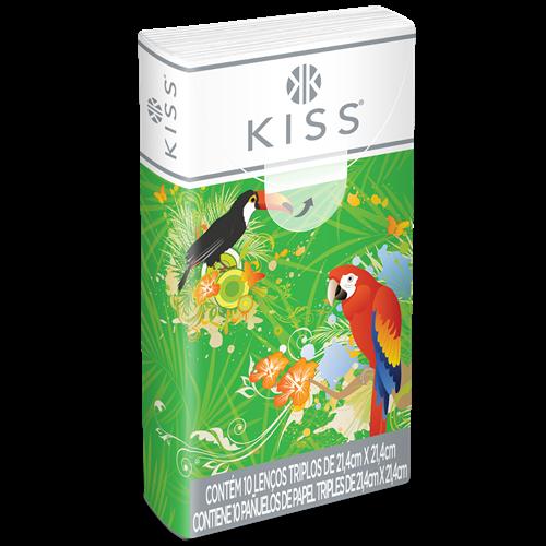 LENCO KISS BOLSO 1X10UN (LKS28)