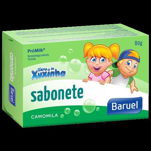 SAB XUXINHA CAMOMILA 80G