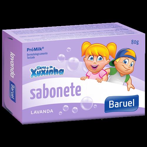 SAB XUXINHA LAVANDA 80G