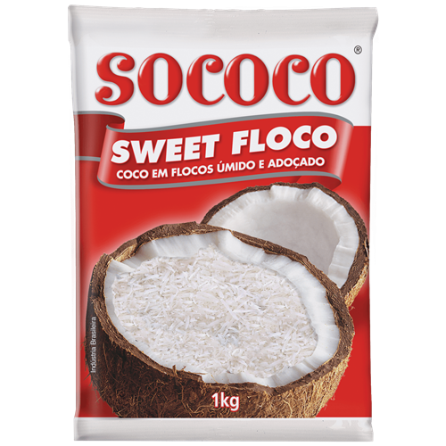 SWEET FLOCO SOCOCO 1KG