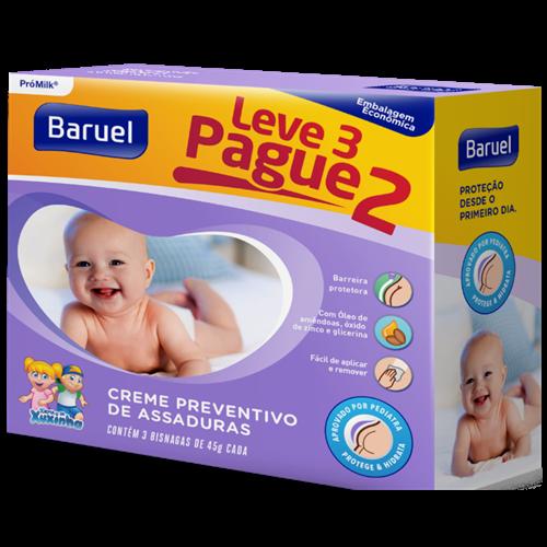 CREME PREVENT DE ASSADURAS 45G LV3 PG2