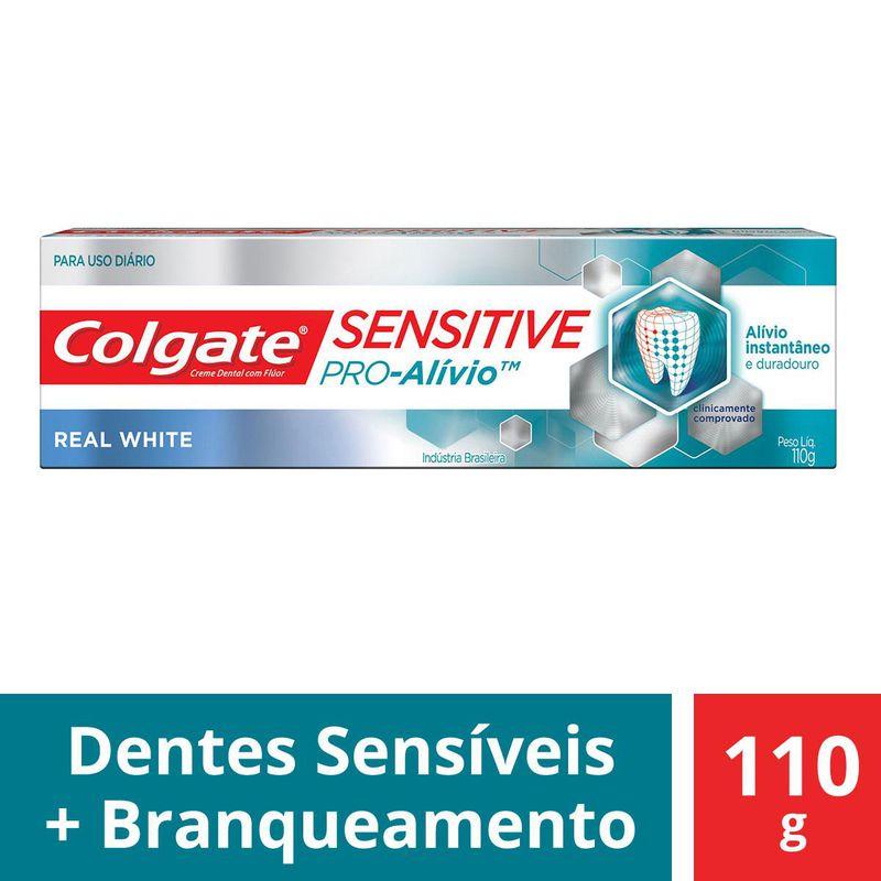 CR DENTAL COLG SENS PRO ALIVIO WHIT 110G