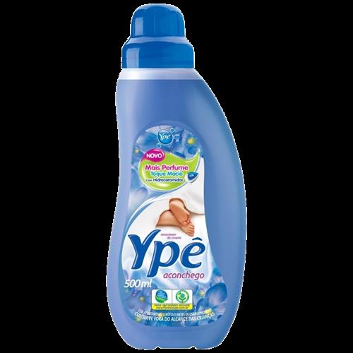 AMACIANTE DE ROUPAS YPE ACONCHEGO 500ML
