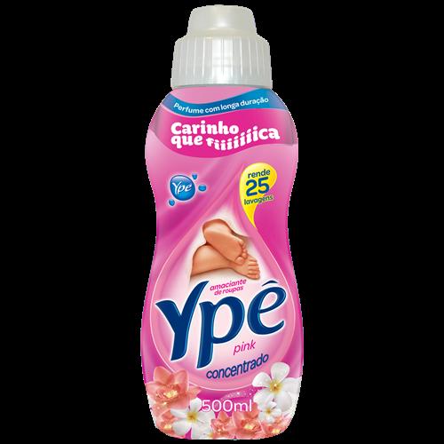 AMACIANTE CONC. YPE PINK 500ML